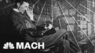 Nikola Tesla's Hundred Year Old Prediction About Smartphones Is Eerily Accurate | Mach | NBC news