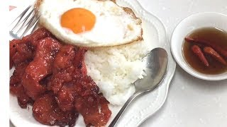 How to cook Pork Tocino/ homemade pork tocino