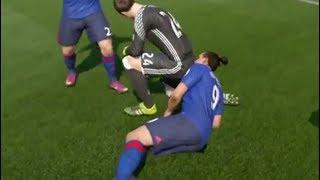 Best FIFA 18 FAILS ● Glitches, Goals, Skills ● #2