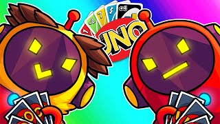 Uno Funny Moments - Al Dusty VS Owl Dusty!