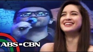 It's Showtime: Billy asks Coleen: May chance ba na maging tayo?