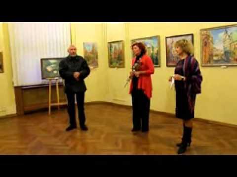 Марина Рибачук - справжній художник