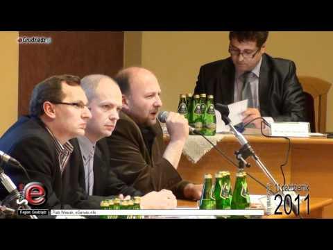 XVI Sesja Rady Miejskiej Grudziądza