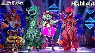 สามสิบยังแจ๋ว - หน้ากากยักษ์เขียว-ยักษ์แดง Feat.หน้ากากตุ๊กตุ๊ก | EP.12 | THE MASK LINE THAI