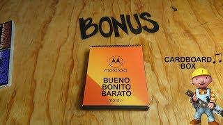 Motorola Moto e5 PLay : Primeras Impresiones... Bueno, Bonito y Barato. MEXICO!