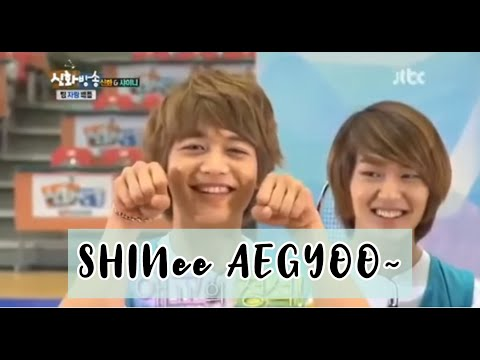 SHINee All time Best Aegyo's!!!