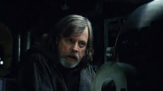 Star Wars VIII: The Last Jedi | Luke Skywalker and R2-D2 Reunite