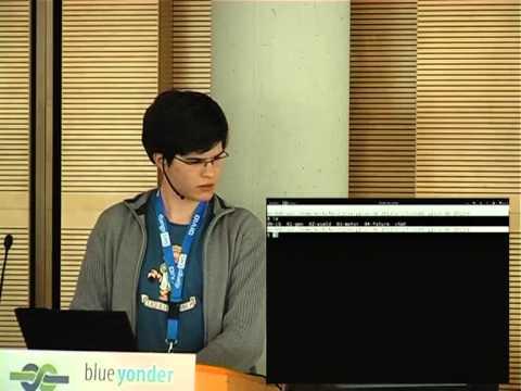 Image from Asynchrone Programmierung mit Tornado