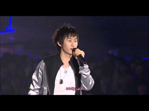 Super Junior [ Eunhyuk ft-K.R.Y ] - One Love {Arabic Sub}