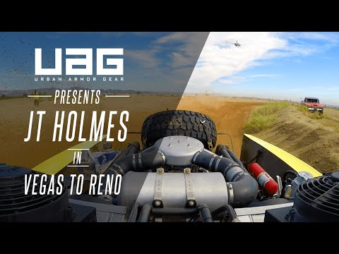 JT Holmes - BITD - Vegas to Reno 2015 FULL, presented by Urban Armor Gear