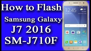 Samsung j710f frp reset with z3x box - GSM EASY REPIAR