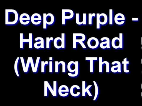 Deep Purple - Hard Road (Wring That Neck)