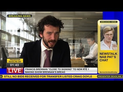 Transfer Deadline Day - Republic of Telly - RTÉ Republic of Comedy  - CG5e3HfEkRI -