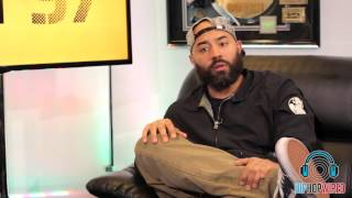 "Ebro Darden of ""This Is Hot 97"" speaks on Remy Ma and the current state of female hip-hop artists"