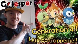 Generation 4!! Lige på Trapperne!! (Dansk Pokémon GO)