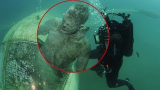 Strangest Underwater Discoveries That Cannot be EXPLAINED!