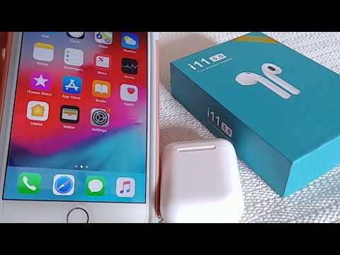 How to pair i11 TWS (fake airpods) to Iphone 7 or 7 plus
