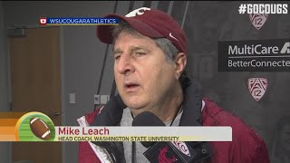 Sound Bite Hall of Fame: Mike Leach Marriage