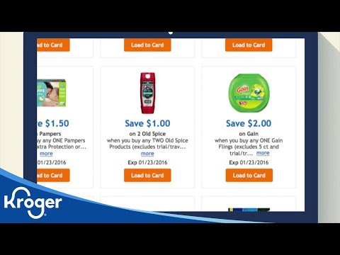 How to: Digital Coupons