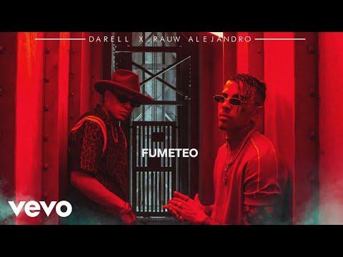 Darell, Rauw Alejandro - Fumeteo (Audio)