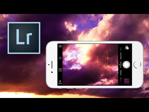 Retouch An IPhone Video With Lightroom - PLP #83 By Serge Ramelli - Smashpipe Education