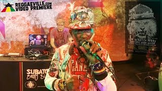 Lee Scratch Perry & Subatomic Sound System - Blackboard Jungle Dub Live [Official Video 2019]