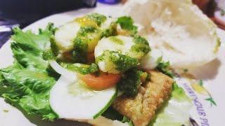 Trinidad Bake and Shark | Taste of Trini