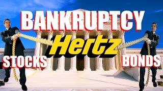 Stocks And Bonds During Chapter 11 Bankruptcy: Don't Buy The $1 Billion Hertz (HTZ) Stock Offer