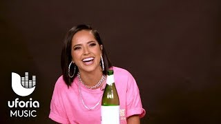 ¡Becky G dice que besaría a Karol G! | Uforia