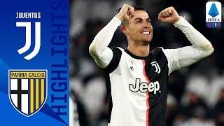 19/01/2020 - Campionato di Serie A - Juventus-Parma 2-1, gli highlights