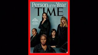 Talking about a revolution: #Metoo campaign is TIME magazine's Person of the Year