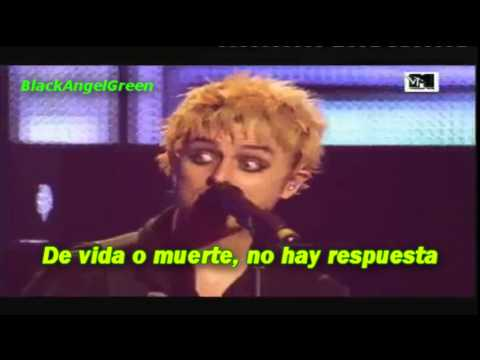 Green day- Prosthetic head- (Subtitulada en español)