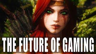 Amazing FIRST LOOK at Nextgen Gaming GRAPHICS!