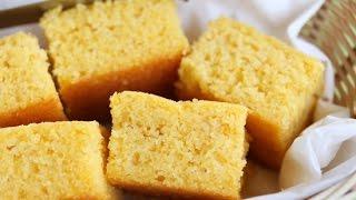 How To Make The Best Cornbread Ever: Moist Sweet Buttermilk Cornbread Recipe