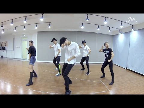 TAEMIN 태민 '괴도 (Danger)' Dance Practice