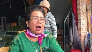 Cô Tư chè lên Sài Gòn thăm Ban tổ chức Thách Thức Danh Hài - Khương Dừa Channel
