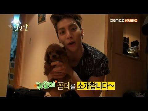 [130919] Jjong & Doggies ♡ Comme Des! 꼼데야 ㅎㅅㅎ