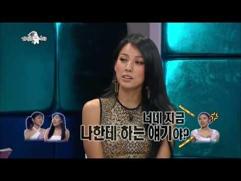 [HOT] 라디오스타 - 이효리, 이진 머리끄덩이 잡은 사연 20130529