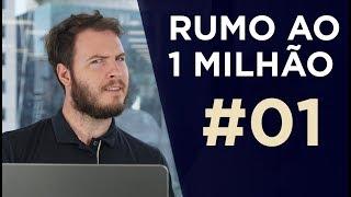 RUMO AO MILHÃO #01 | Comprei R$ 29.700,00 em SNSL3 na bolsa (9,21% da meta!)