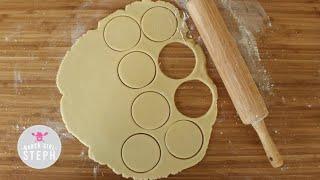 HOW TO MAKE SUGAR COOKIE DOUGH || Best Sugar Cookies Recipe