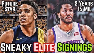 10 Most Underrated NBA Free Agent Pick Ups In 2019
