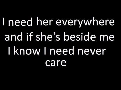 The Beatles- Here There and Everywhere (lyrics)