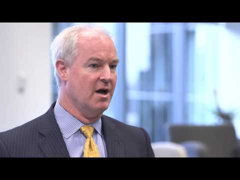The Future of the Financial Services - John Garvey's insights on major trends into 2020
