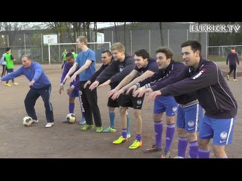 Lattenschießen - Groß Flottbeker Spielvereinigung Allstars (Kreisliga 2 / Kreisklasse 5) | ELBKICK.TV