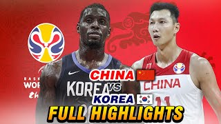 CHINA vs KOREA