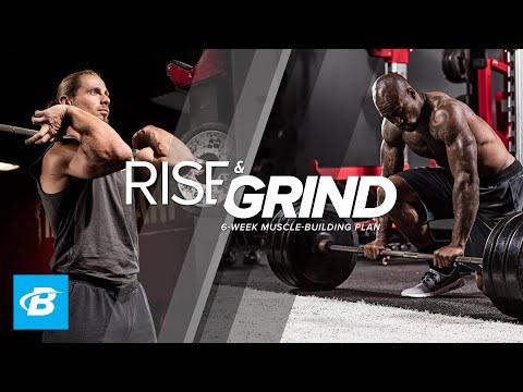 Rise & Grind 6-Week Muscle-Building Plan | Marc Megna & Vernon Davis