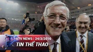 KẾT QUẢ VÒNG LOẠI WC 2018 CHÂU Á | TIN THỂ THAO [24/03/2017]
