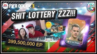 ~FO3 DEGRADING? ALL LOUSY PACKS~ CC UPGRADED LOTTERY 2019 OPENING - FIFA ONLINE 3