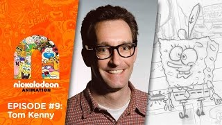 Episode 9: Tom Kenny | Nick Animation Podcast
