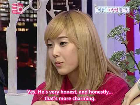 [091107] Champagne - SNSD Jessica (en)